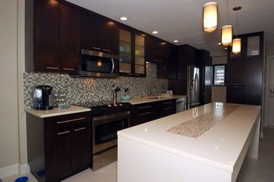 Cabinet Refacing In Tampa Bay Kitchen